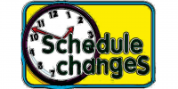 Schedule changes icon