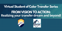 Students of Color Transfer Series banner