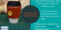 Learn to Crochet poster