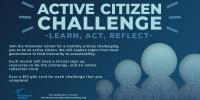 Active Citizen Challenge banner