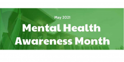 Mental Health Awareness Banner